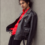 Fashion Model Luka Sabbat For Flaunt Magazine; Styles In Luxury Labels