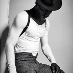 Fashion Model Rontez Valentine For Ubikwist Magazine Issue #3