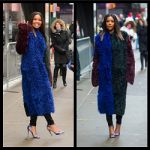 Gabrielle Union-Wade Looks Stylish In A Dion Lee Pre Fall 2017 Coat