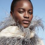 Mayowa Nicholas For Harper's Bazaar February 2017