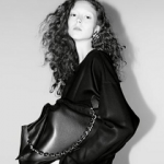 Natalie Westling Is The Face Of Jil Sander Spring/Summer 2017 Campaign