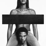 Naomi Campbell & Justin Levy Are The New Faces Of Givenchy Jeans SS17 Campaign