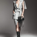 Fashion Model Ysaunny Brito For ELLE Germany February 2017