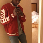 Style Diary: NBA Player Terry Rozier Wears OFF-WHITE, Bape And Moncler x Off-White