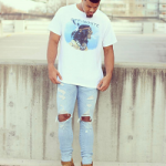Style Diary: NFL Player Arik Armstead Styles In Virgil Abloh c/o Off-White