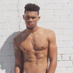 New Face: Rising Model Everett James From Dallas, TX