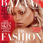 Rihanna Covers Harper's Bazaar March 2017 Issues; Channels Amelia Earhart