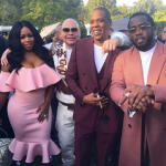Roc Nation's Star-Studded Pre Grammys Brunch In Beverly Hills
