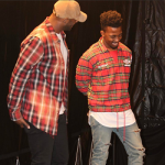 NFL Style: Andre Branch & Tyrod Taylor Outfitted In Designer Brands