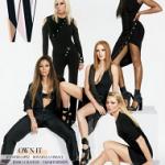 W Magazine March 2017: Taraji P. Henson, Donatella Versace, Jennifer Lopez, Kate Moss & Jessica Chastain