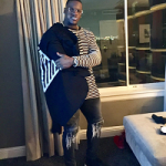 NFL Style: Frank Clark Draped In Virgil Abloh's Off-White