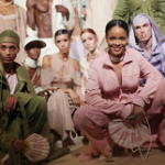 Fashion Week: Rihanna's Fenty x Puma Leaves Paris, Returning To New York