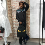 Rich The Kid Outfitted In Fendi