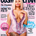 Blac Chyna Covers Cosmopolitan South Africa April 2017 Issue