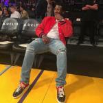 Rapper Gucci Mane Styles In Gucci & Dsquared2
