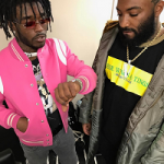 Lil Uzi Vert Styles In A Saint Laurent Classic Teddy Varsity Jacket