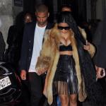 Nicki Minaj Closes Out Paris Fashion Week With Floor Length Hair