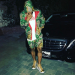 NFL Fashion: Odell Beckham Jr. Draped In Gucci