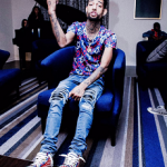 Style Diary: PNB Rock Wears Gucci, Mike Amiri, Christian Louboutin, And Off-White