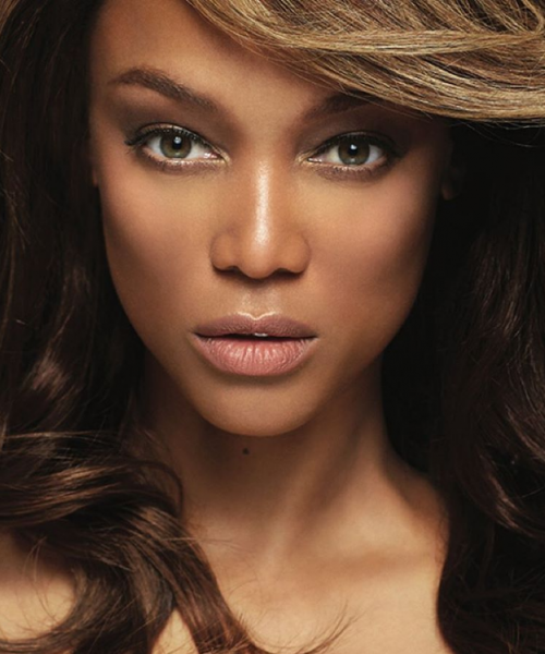 tyra banks americas next top model essay When tyra banks re-watches old episodes of america's next top model — the reality model competition show that she hosts and executive produces.
