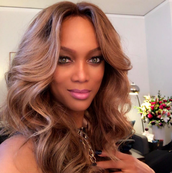 Tyra Banks Book: I HAVE THE URGE TO JACK OFF EVERY TIME I SEE