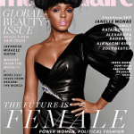 Janelle Monáe Covers Marie Claire's '2017 Fresh Faces' Issue; Wears An Alexandre Vauthier Dress