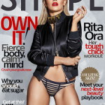 Rita Ora Covers Shape Magazine's May 2017 Issue