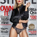 Rita Ora Covers Shape Magazine's May 2017 Issue
