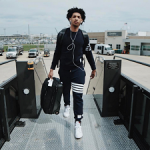 NBA Fashion: Cameron Payne Outfitted In Thom Browne