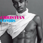 Christian Combs For L'Uomo Vogue July 2017
