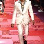 Milan Fashion Week: Diggy Simmons, Christian Combs, Cordell Broadus, Michael Lockley, Luka Sabbat & Myles O'Neal Walked The Runway At  Dolce & Gabbana's Spring 2018 Menswear Show