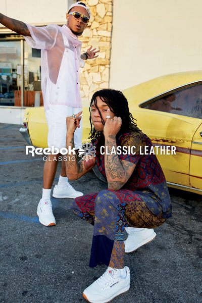 f28d0252b79c4 Rae Sremmurd Inks Reebok Deal  Are The Newest Faces Of The Classic Leather  Campaign