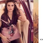 Selena Gomez Fronts Coach's Fall 2017 Ad Campaign