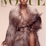 September 2017 Issue: Joan Smalls Graced The Cover Of Vogue Japan