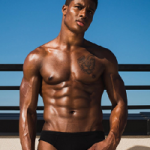 Photoshoot: Leaon Gordon By Tanner Albright