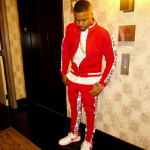 Nas & Swizz Beatz Were Spotted Wearing GRAFTZ Sweatsuits