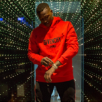 NBA Player Terry Rozier Outfitted In Givenchy And Balenciaga