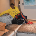 NBA Fashion: Terry Rozier Draped In Alessandro Michele's Gucci Clothes