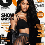 September 2017 Issue: Teyana Taylor Covers GQ South Africa