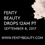Rihanna's Fenty Beauty Launches September 8th