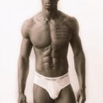 Fashion Model Tynan Leachman Does A Photoshoot In Calvin Klein Briefs