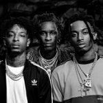 "21 Savage, Young Thug & Playboi Carti For adidas Originals ""Faces of Crazy"" Campaign"
