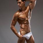 Model Devin Truss By Photographer Darren Tieste