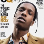 A$AP Rocky Covers GQ Style's Holiday 2017 Issue