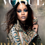 November 2017 Issue: Rihanna Covers Vogue Arabia; Pays Homage To Queen Nefertiti