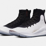 "Are You Copping? Steph Curry's ""Black and White"" Under Armour Curry 4"