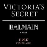 Collaboration: Victoria's Secret x Balmain Paris