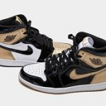 """KOTD: Air Jordan 1 """"Gold Top 3"""" Is Set To Release During The 2018 NBA All-Star Weekend"""