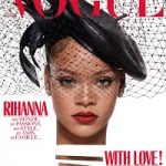 Rihanna Gets Three Covers For The December 2017 Issue Of Vogue Paris