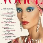 Adwoa Aboah Covers Edward Enninful's First Issue Of British Vogue